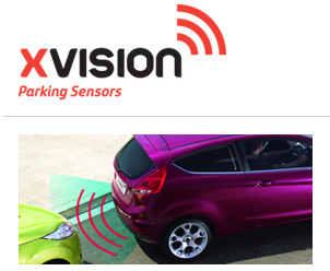 Xvision Parking Sensors