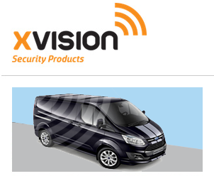 Xvision Thatcham Approved Alarm