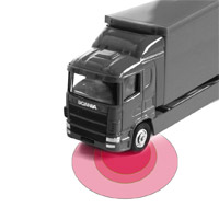 Xvision Xvision Truck Blind Spot System